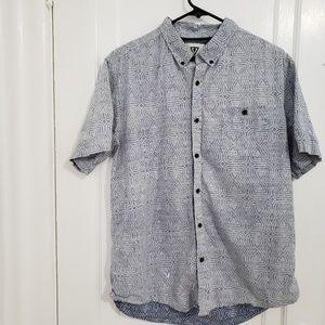 Vissla Button Down shirt Xl